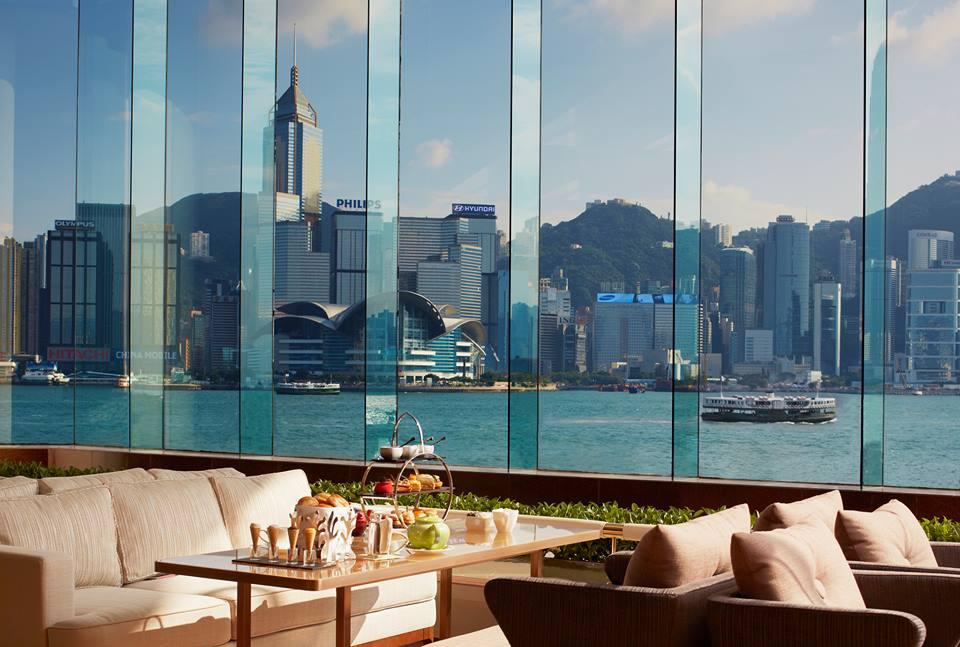 香港洲際酒店 / fb@intercontinentalHK