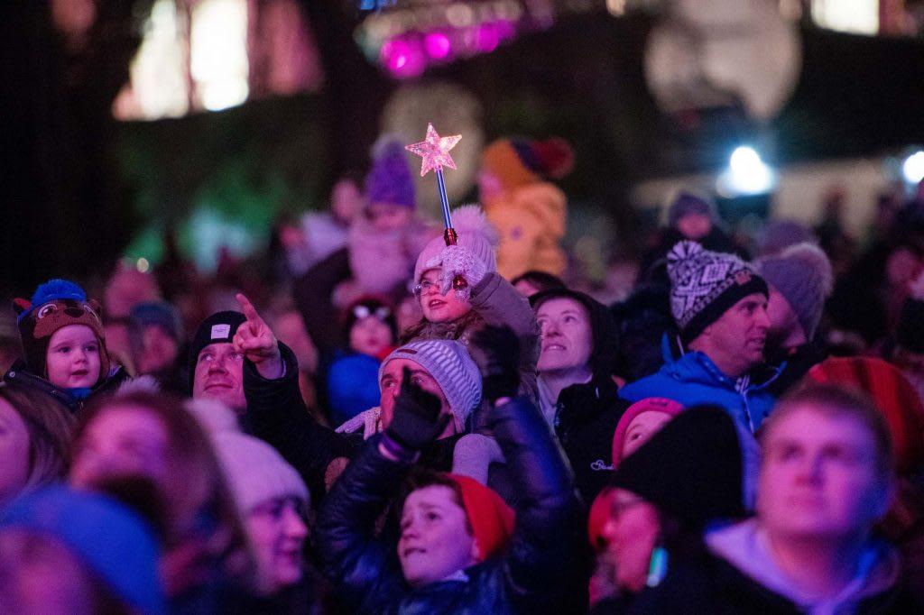 Bairns Afore讓孩子也可以一起跨年 Pic: www.iangeorgesonphotography.co.uk