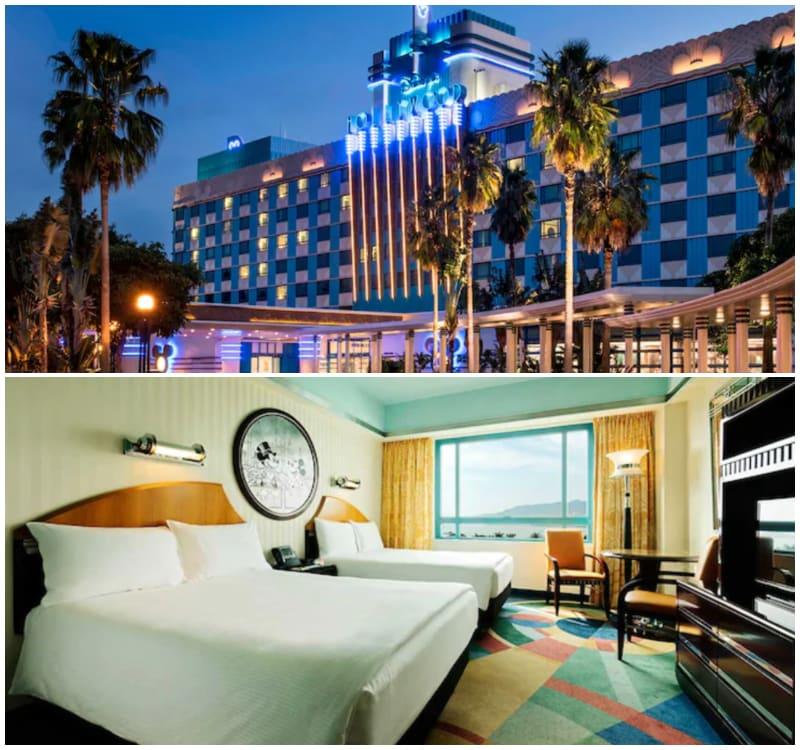 迪士尼好萊塢酒店,圖片取自https://www.hongkongdisneyland.com。