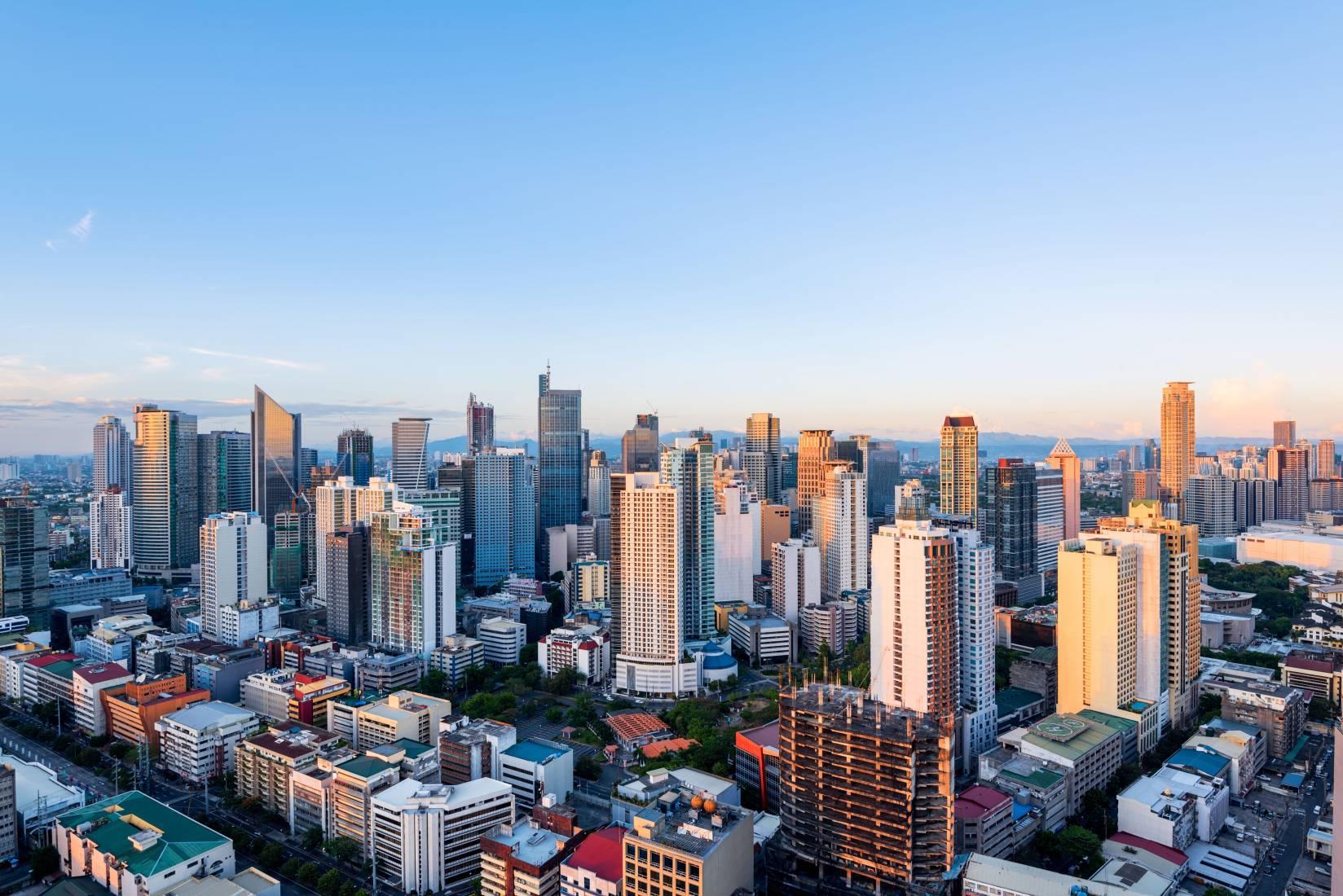 馬尼拉 Makati 區| PC:HOP INN Makati