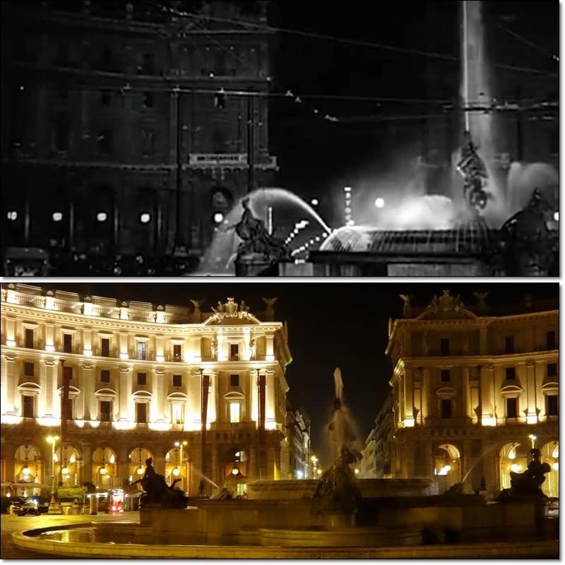 羅馬假期-共和國廣場
