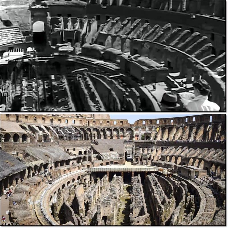 羅馬假期-羅馬競技場