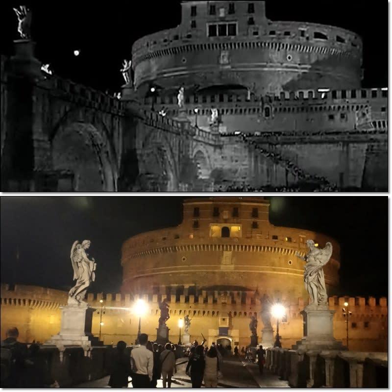 羅馬假期-聖天使城堡