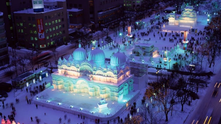 【日本自由行】2019札幌雪祭時間公佈啦!札幌交通、會場、賞雪路線、穿著懶人包