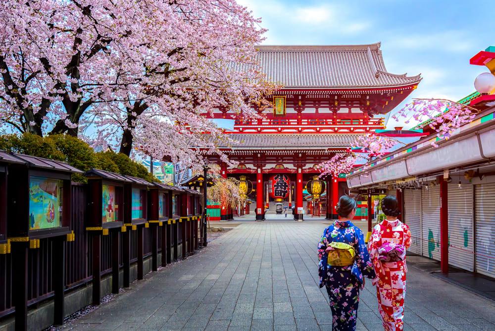 日本,圖片取自charmingtraveldestinations.com。