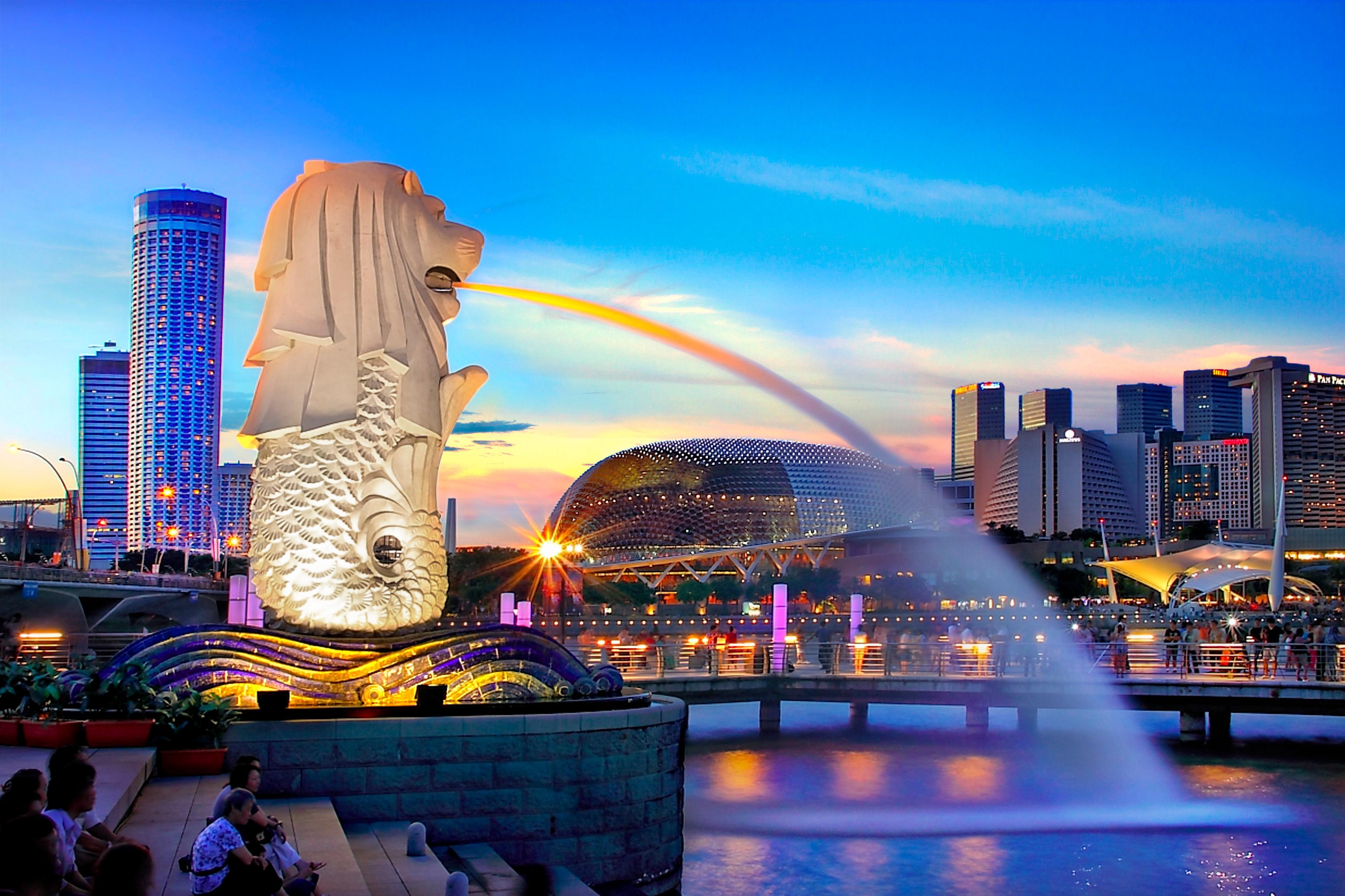 新加坡,圖片取自www.forbes.com。