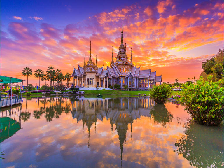 泰國,圖片取自www.saga.co.uk。