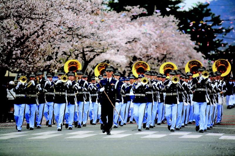 海軍士官學校與海軍基地司令部(照片來源:KOREA TOURISM ORGANIZATION官網)https://bit.ly/2VGChXy