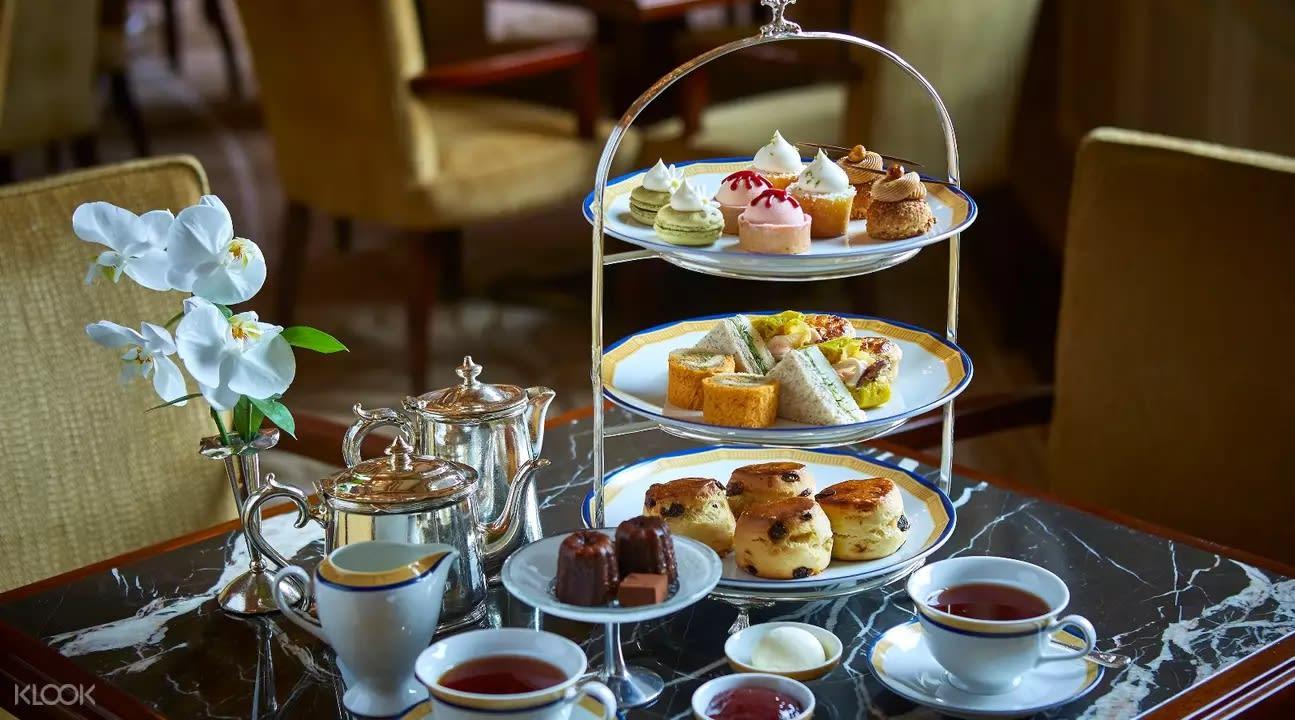 還可搭配香港半島酒店的下午茶等方案,盡享尊榮。