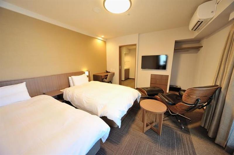 (照片來源:Dormy Inn Express Meguro Aobadai Hot Spring官網)https://bit.ly/2NdnwGV