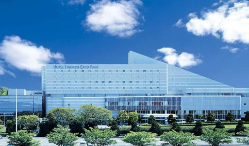 (照片來源:Hotel Hankyu Expo Park Osaka官網)https://bit.ly/2RUA0Jr
