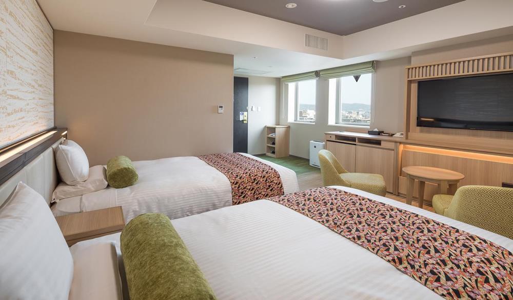 (照片來源:Hotel MyStays Kyoto Shijo官網)https://bit.ly/2mHJHty