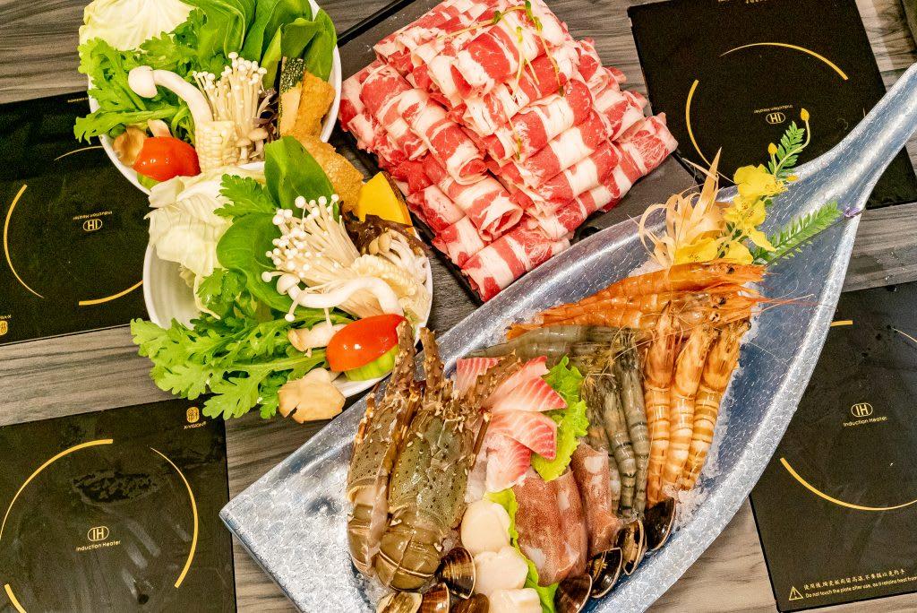 小龍宮宴海陸套餐(3-4人)
