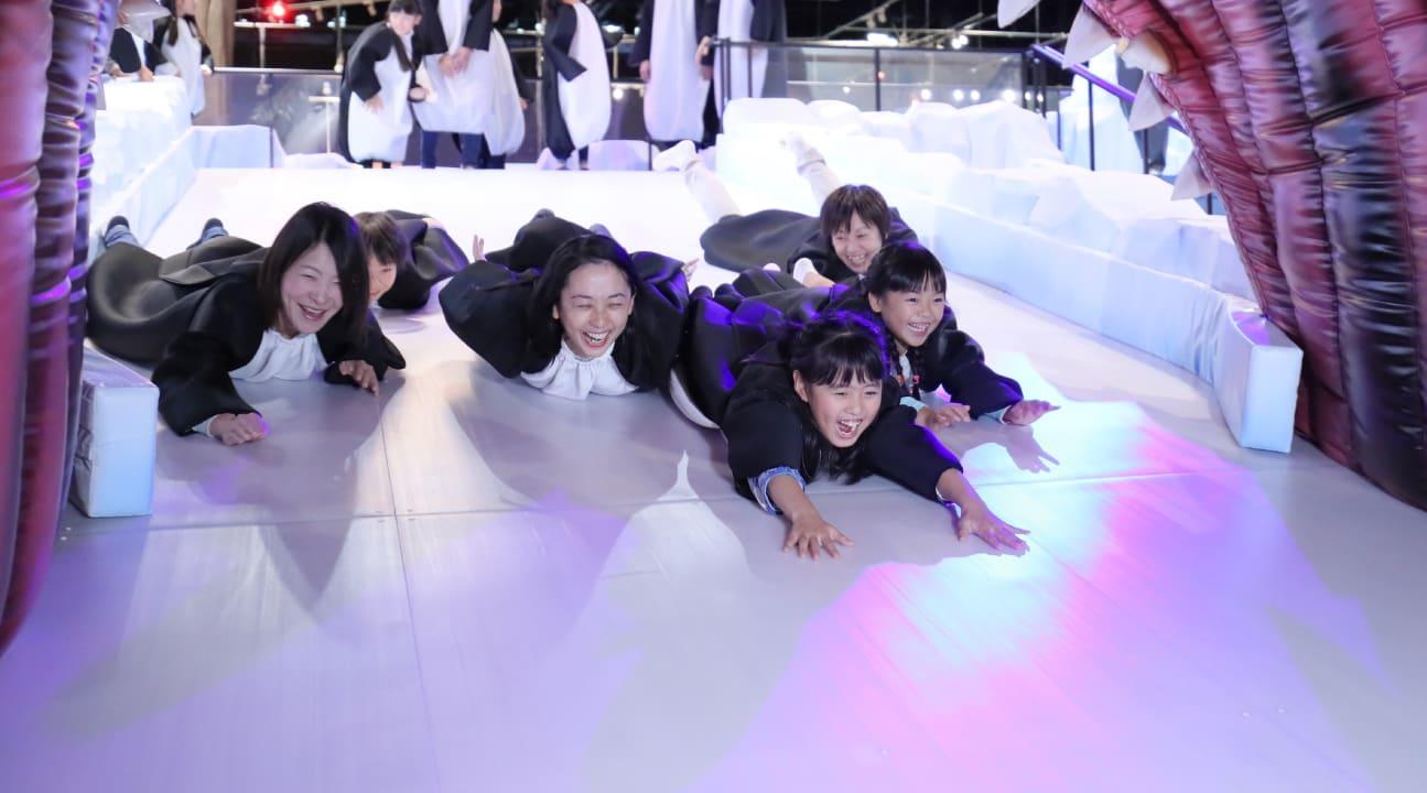 台北展覽,變變變!MOVE生物體驗展,生存海洋。