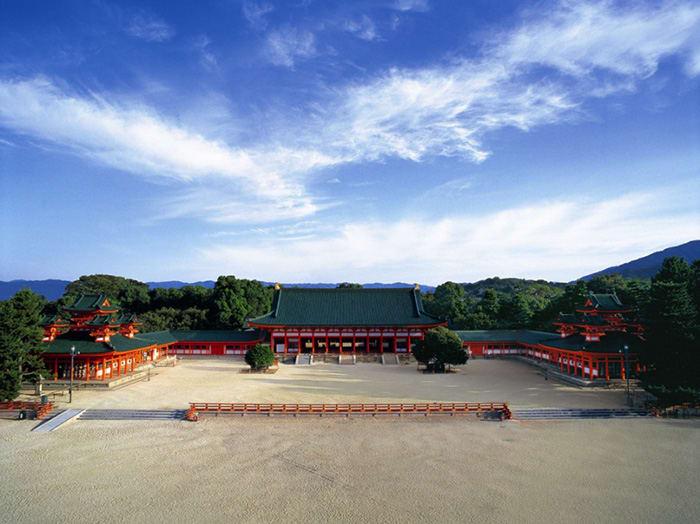 京都平安神宮 來源:www.kyototourism.org