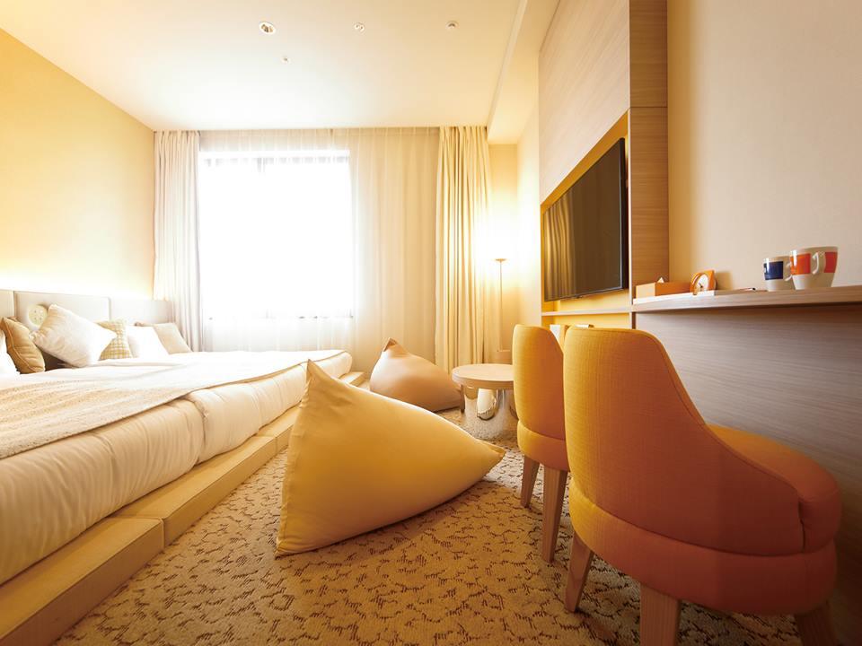 環球港維塔飯店 (Hotel Universal Port Vita) 來源:https://www.facebook.com/hoteluniversalportvita/