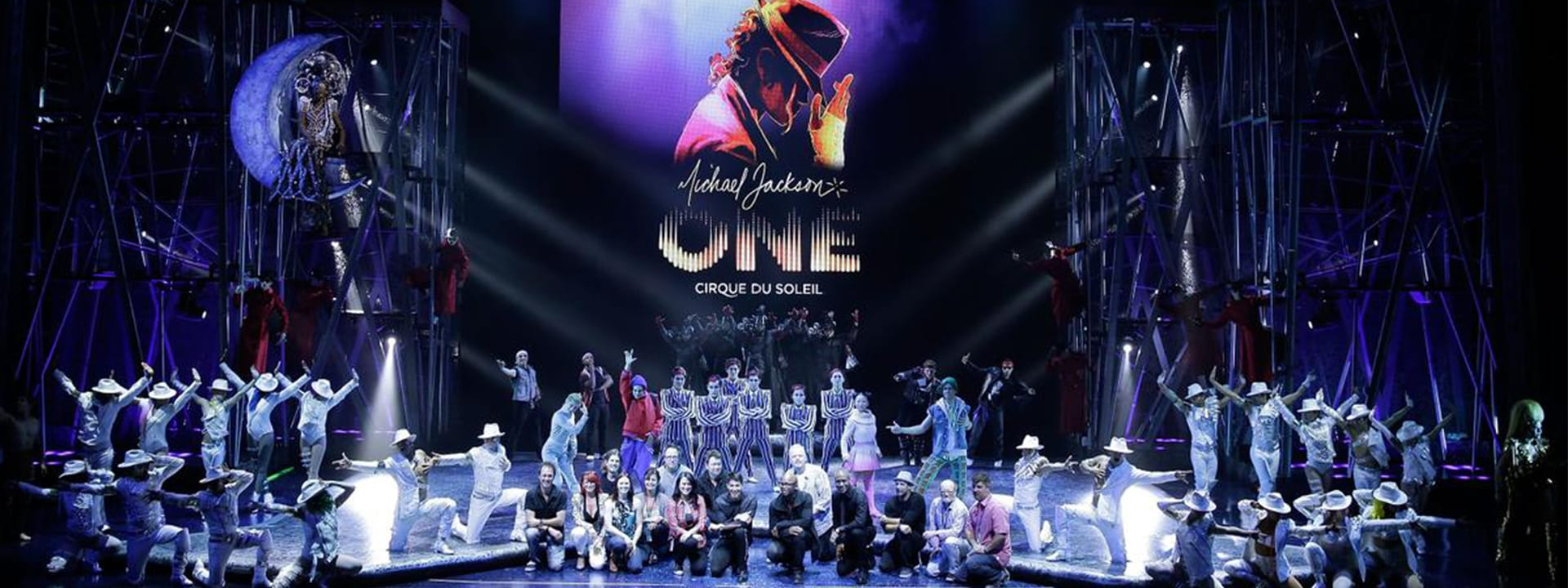 Michael Jackson ONE,圖片來源:KLOOK