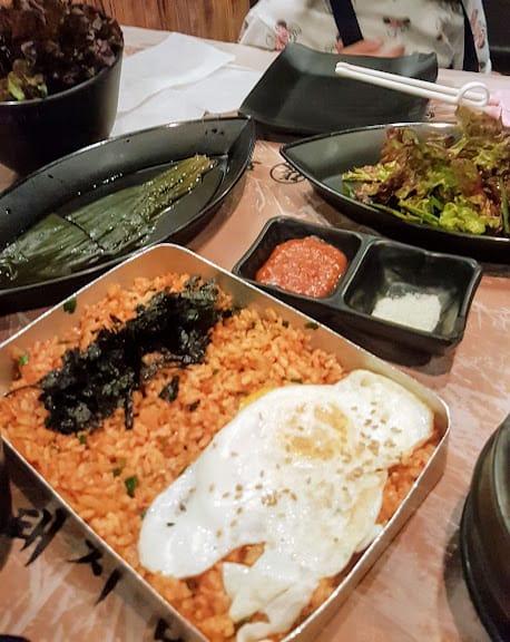 首爾必吃美食,河南豬肉張,photo by Artshen