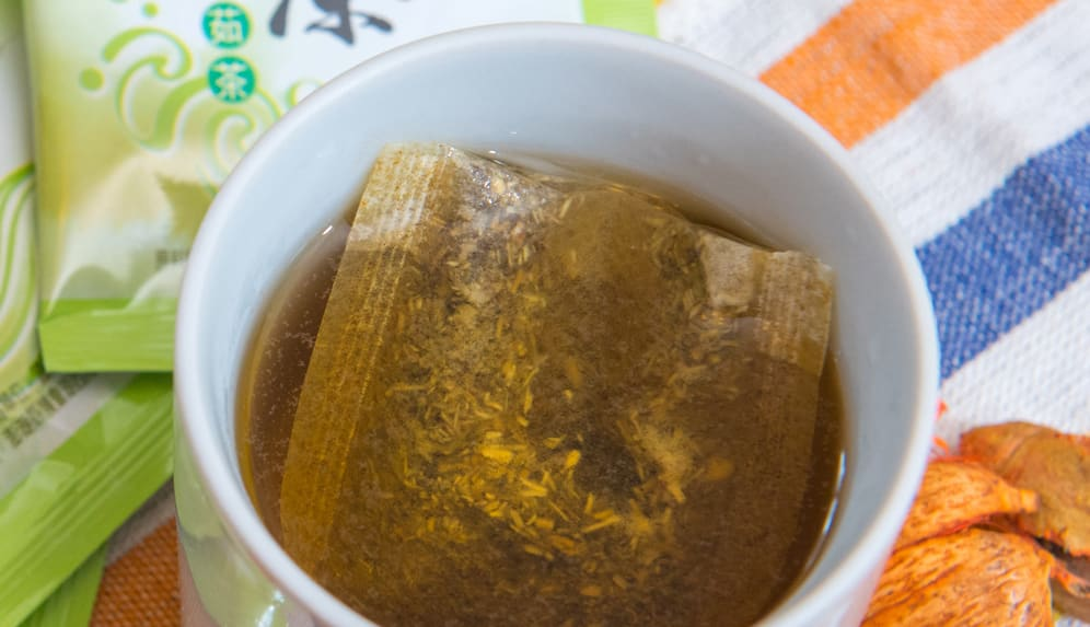 風茹茶,圖片取自澎湖海味官網。