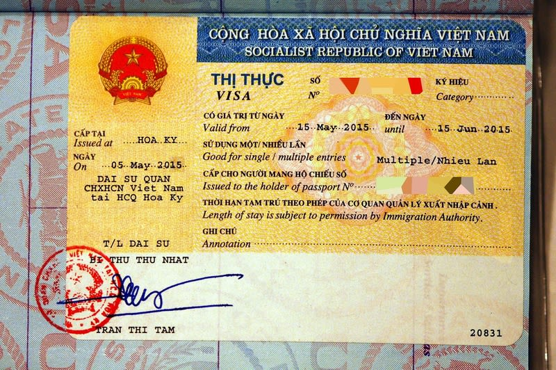 有點麻煩但比較便宜的越南落地簽證 來源:維基百科