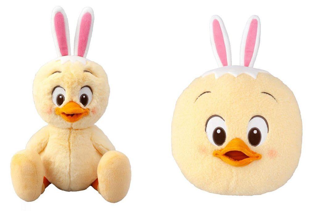 東京迪士尼樂園 兔子蛋與兔子雞復活節限定商品 來源:迪士尼官網