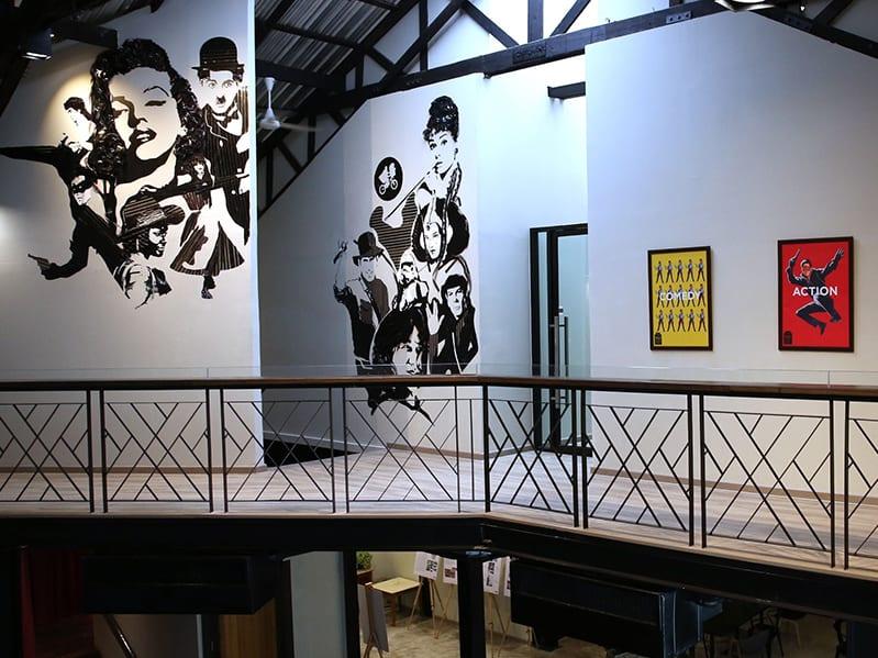 王子劇院古蹟住宿酒店,圖片取自Prince Theatre Heritage Stay官網。