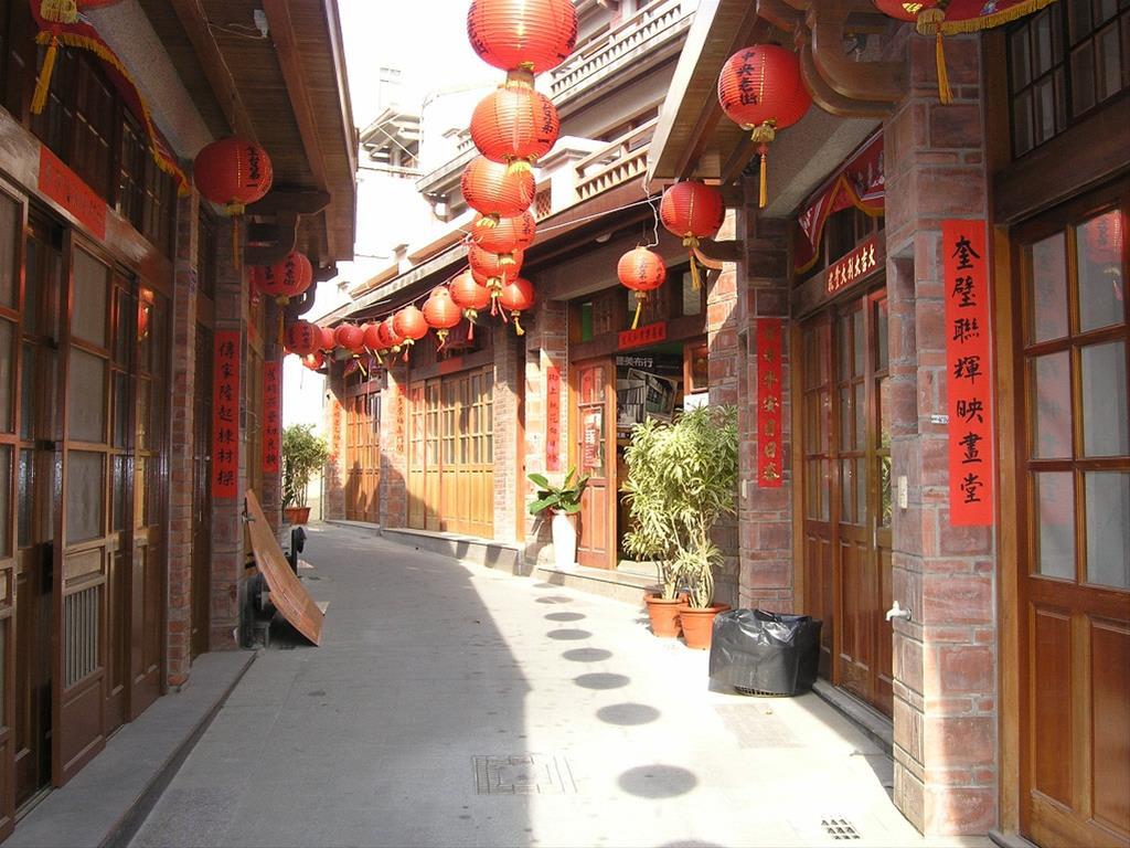 中央老街,圖片取自澎湖國家風景區管理處官網。