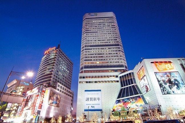 韓國首爾東大門,圖片取自robatsea.tistory.com。