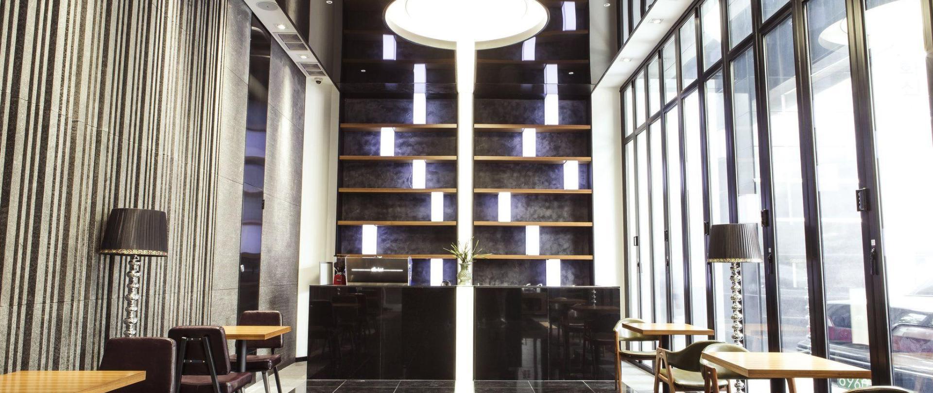 Baiton Hotel,圖片取自www.baitonseoul.com/ko-kr