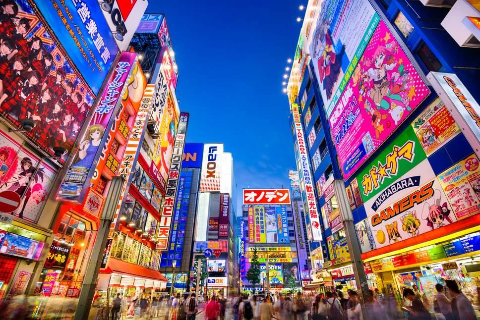 畢業旅行地點推薦:日本東京,圖片取自tokyotreat.com。