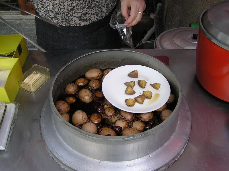 藥膳蛋,圖片取自www.phsea.com.tw。