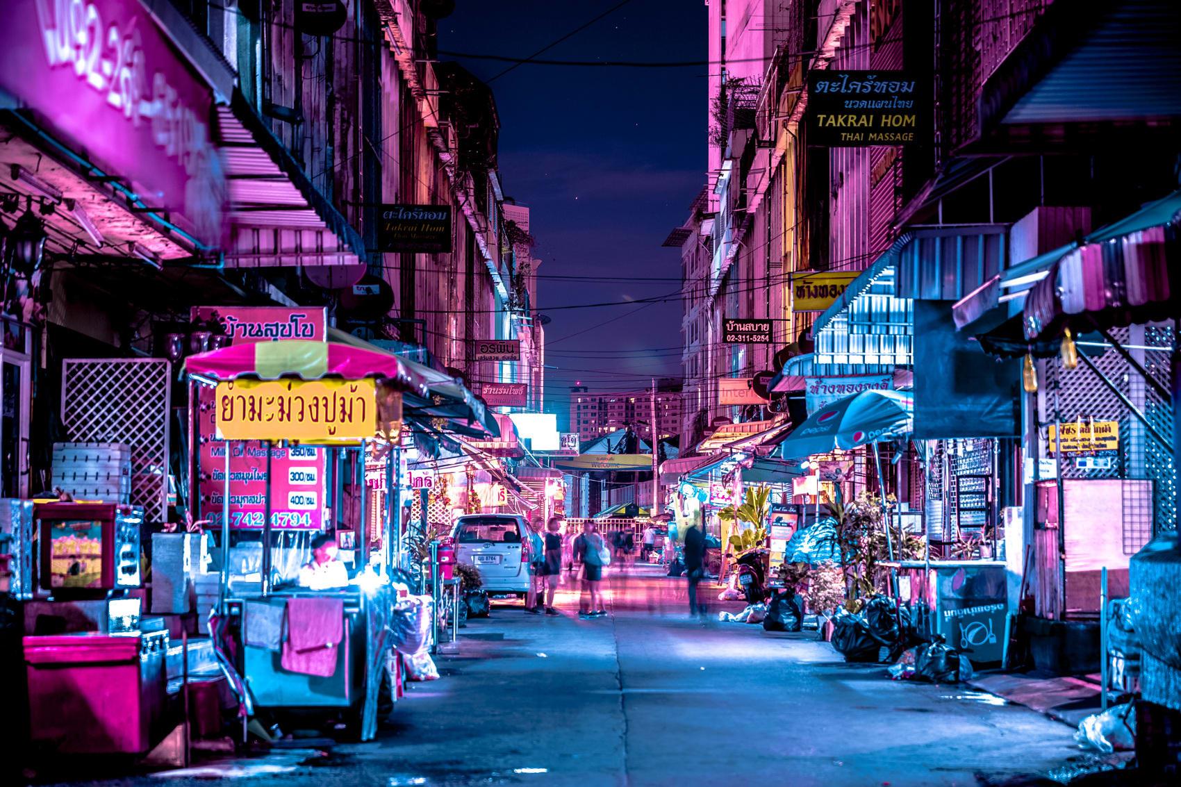 泰國曼谷,圖片取自www.lonelyplanet.com。