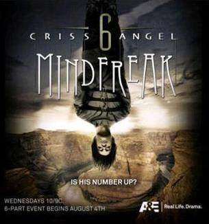 Criss angel mindfreak 圖片來源:維基百科 https://goo.gl/ccAot6