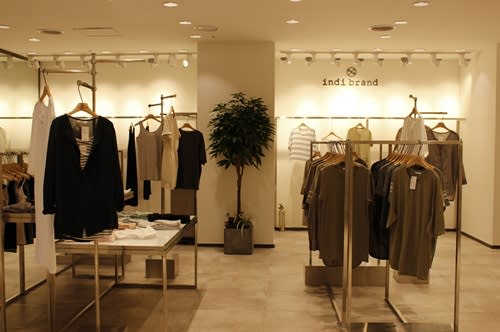 INDIBRAND,圖片取自www.fashionbiz.co.kr