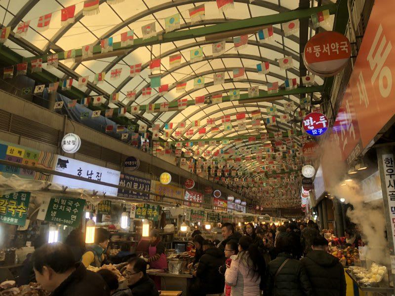【首爾自由行】首爾最大!廣藏市場攻略出爐 交通、必吃、必買、行程全都包