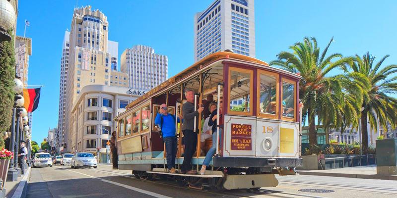 舊金山,圖片取自www.smartdestinations.com。