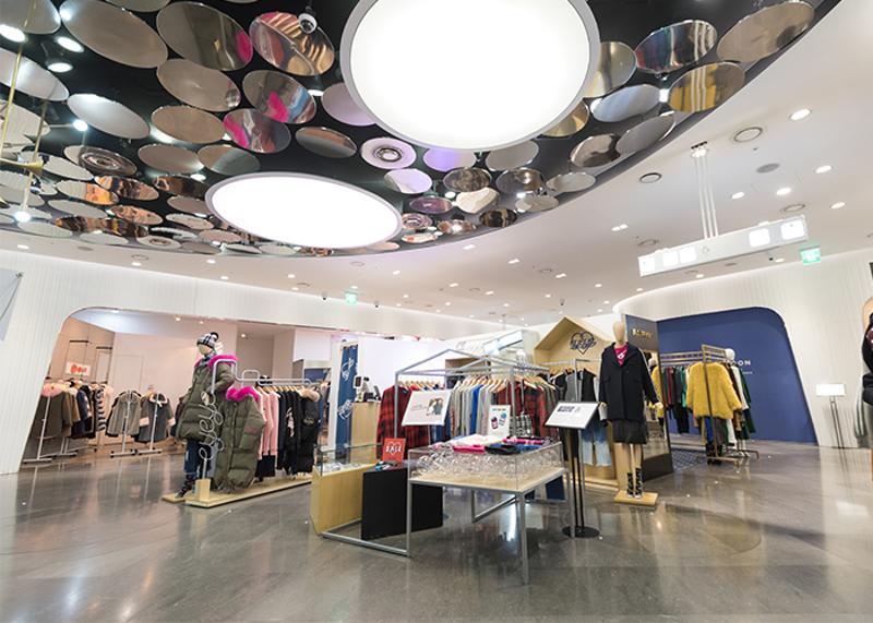 Doota購物中心內部一景。(圖片取自tchinese.visitseoul.net)