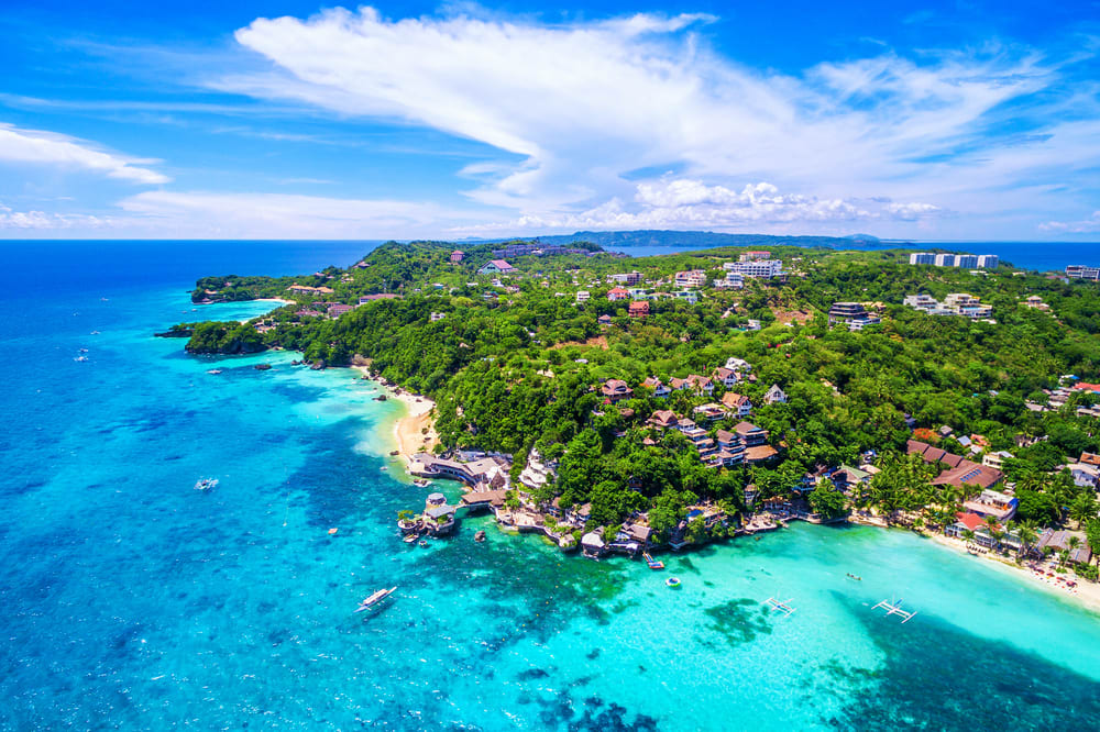 how to go to boracay