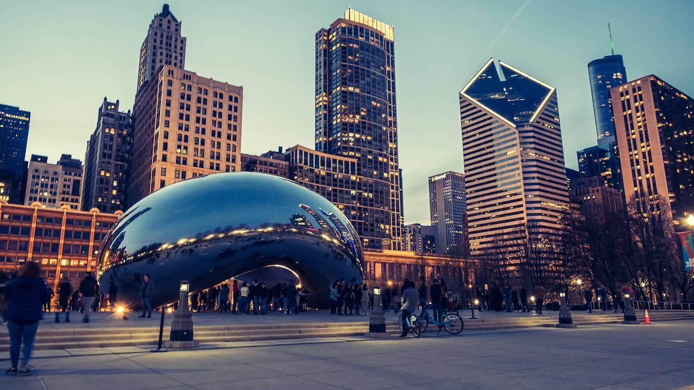 芝加哥,圖片取自www.timeout.com。