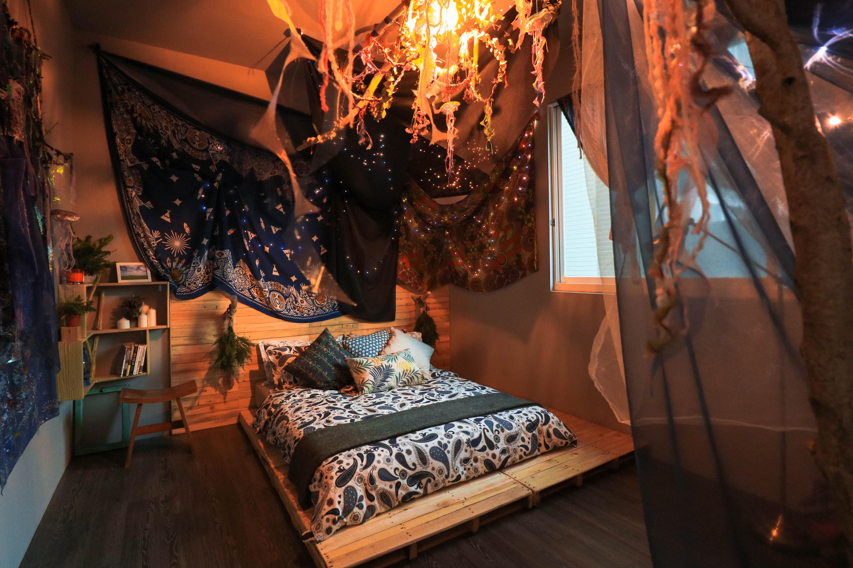 防曬不要擦太多,房間裝飾非常漂亮。