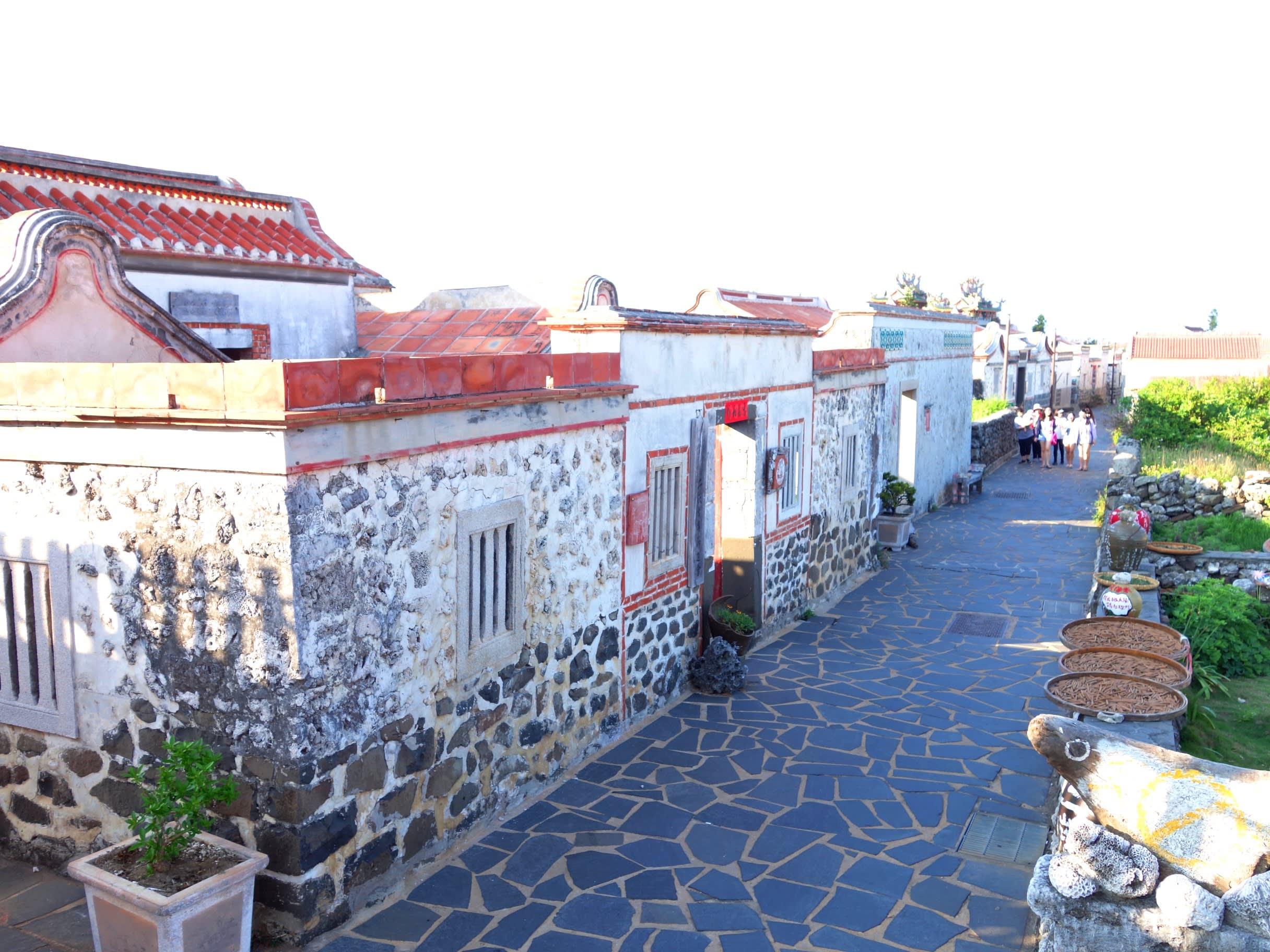 二崁聚落,圖片取自www.taiwantrip.com.tw。