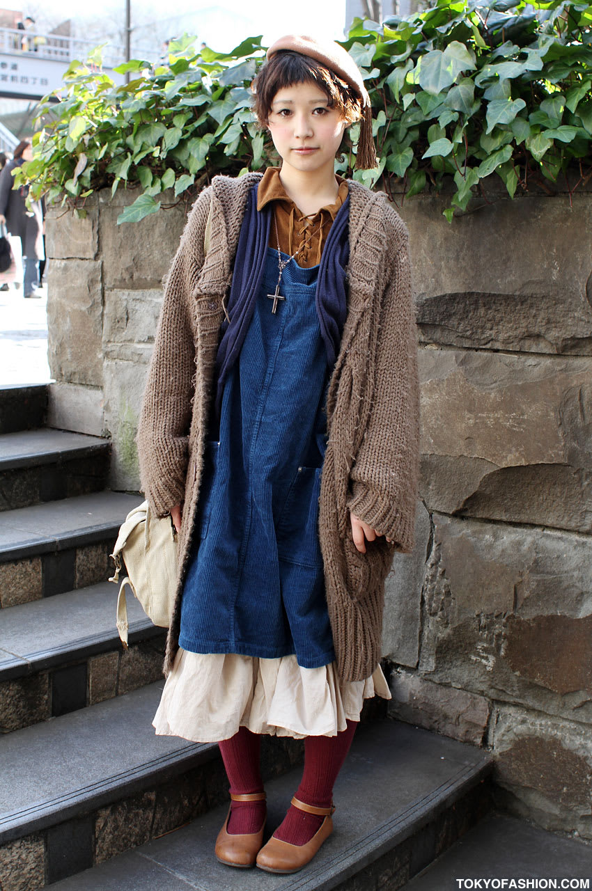 圖片取自tokyofashion.com。