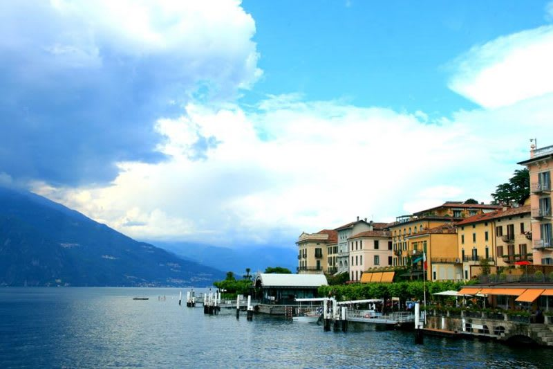 科莫湖Como lake,Photo by Artshen