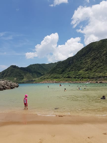 外木山沙灘,Photo by Artshen