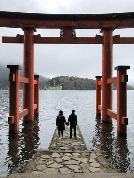 蘆之湖,Photo by Charles