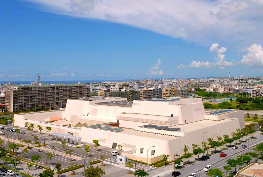 圖片取自沖縄県立博物館・美術館(おきみゅー)官方FB粉絲團。