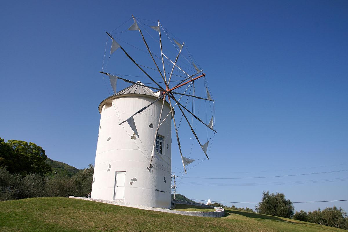 小豆島橄欖公園|圖片來源:Wikimedia Commons | https://reurl.cc/aj8K7