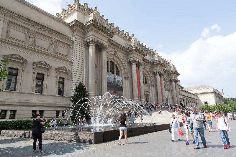 圖片取自The Metropolitan Museum of Art, New York官方FB粉絲團