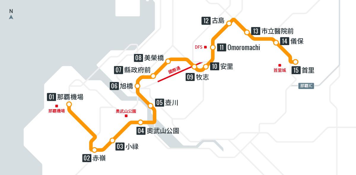 圖片取自https://www.yui-rail.co.jp/tc