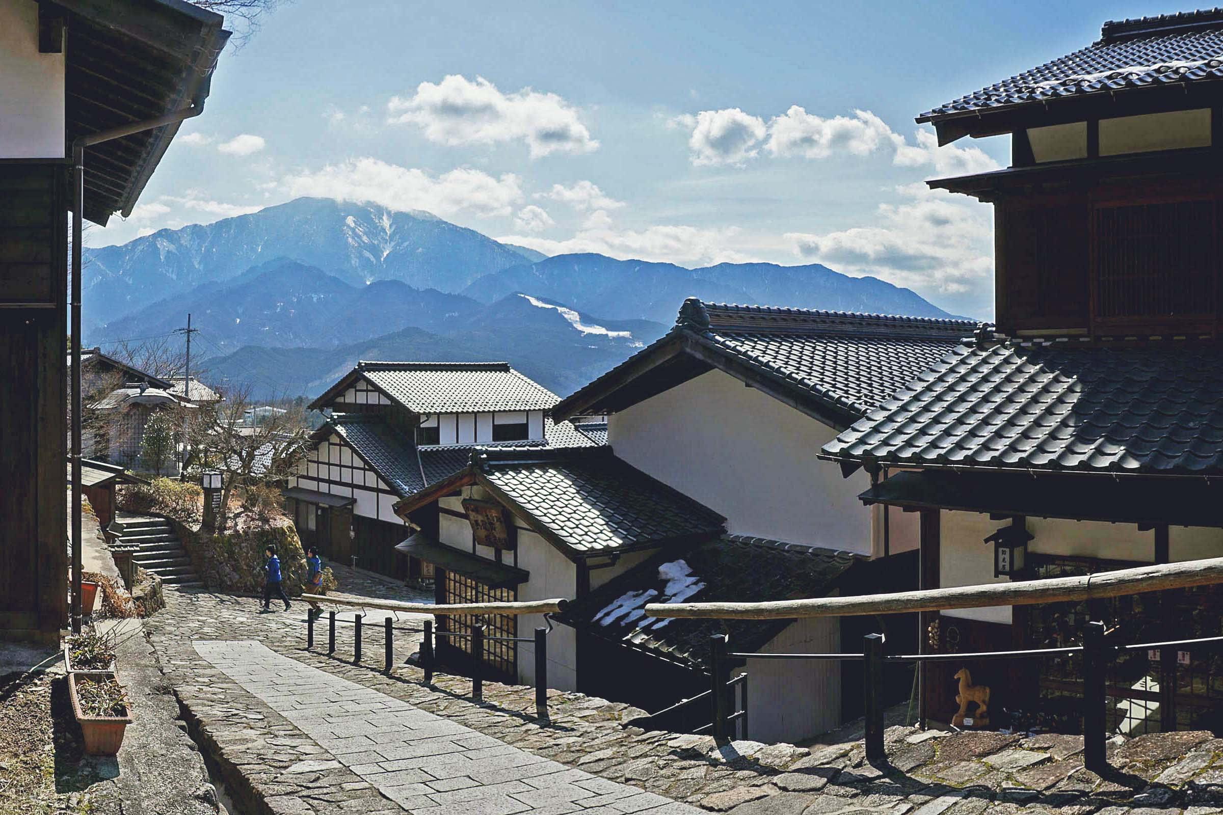 Magome jukupost town 馬籠宿 panoramio 35